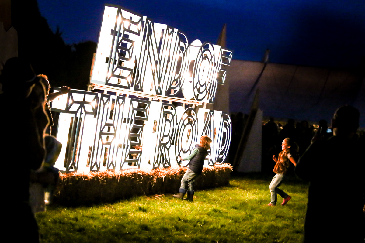 FESTIVAL REPORT:  End of The Road 2016