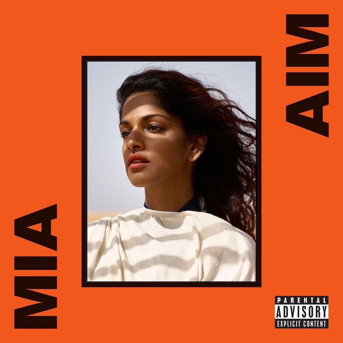 M.I.A. – A.I.M. (Polydor Records)