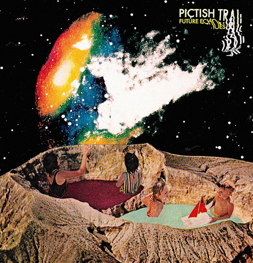 Pictish Trail -Future Echoes (Lost Map)