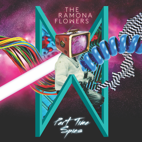 The Ramona Flowers – Part Time Spies (Distiller Music)