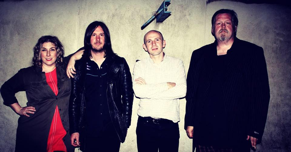 NEWS: Ultrasound announce new album 'Real Britannia'