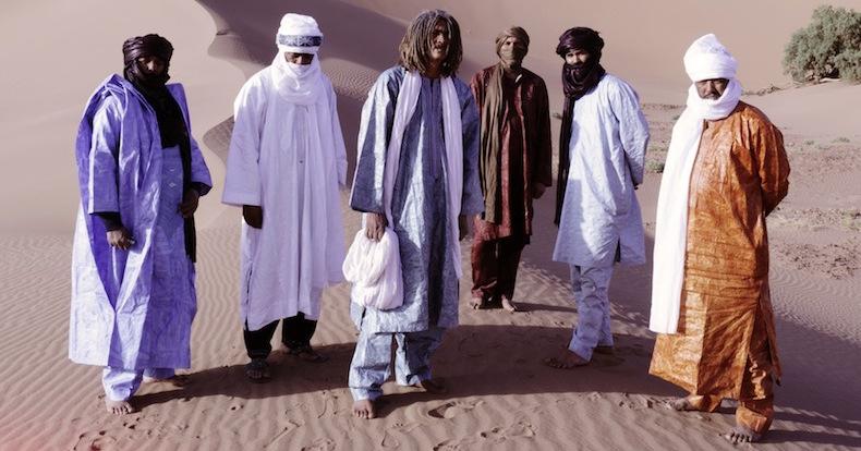 NEWS: Tinariwen announce new album 'Elwan'