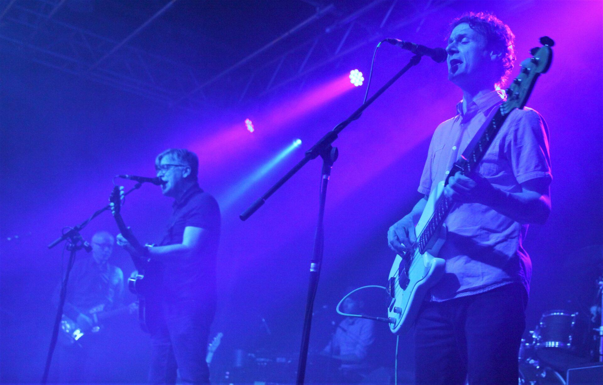 Teenage Fanclub – Leeds Stylus, 20/11/2016