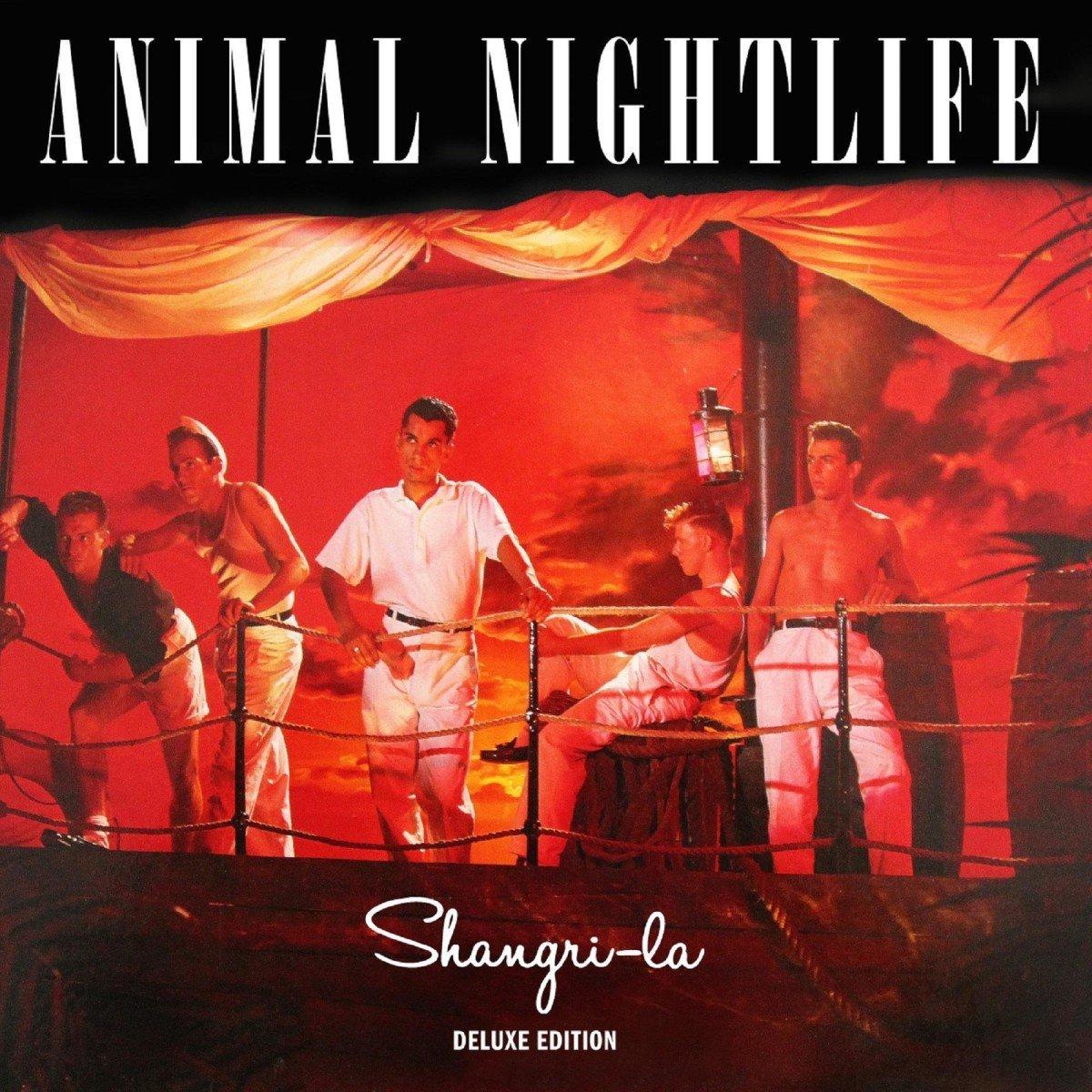 Animal Nightlife – Shangri-La (Cherry Pop)