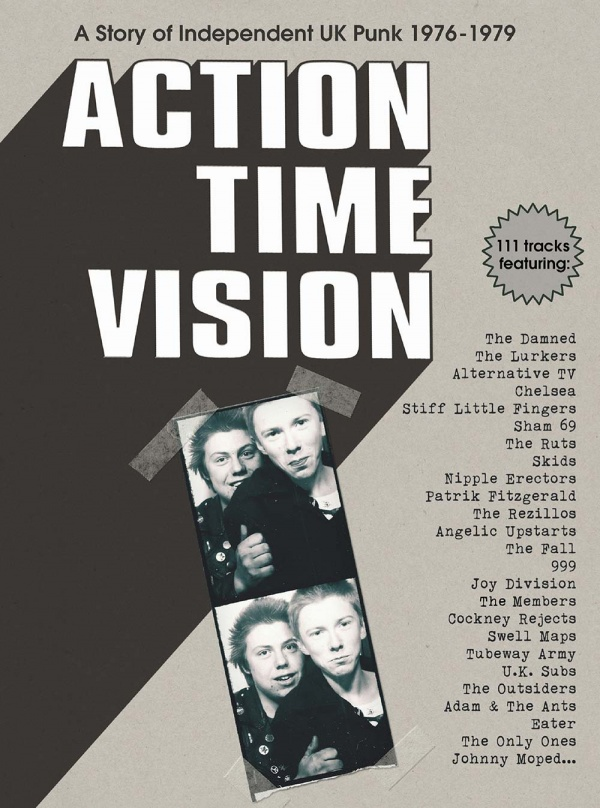 Action Time Vision – A chat with a selection of Punk's leading lights