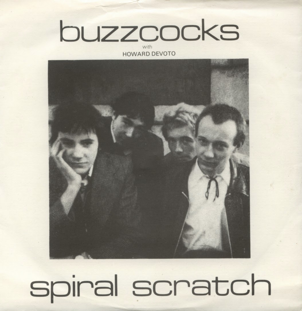 NEWS: Buzzcocks' 'Spiral Scratch' to be re-released for its 40th anniversary
