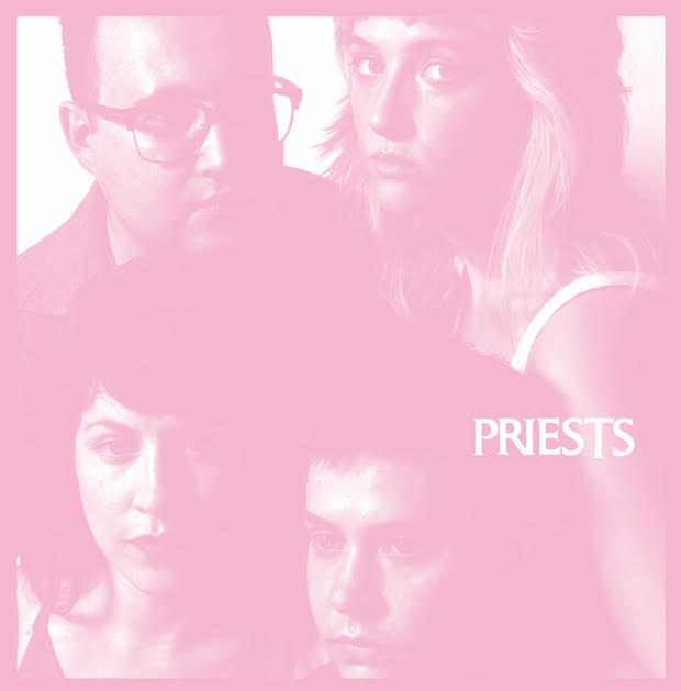 Track Of The Day #971 : Priests – Nothing Feels Natural