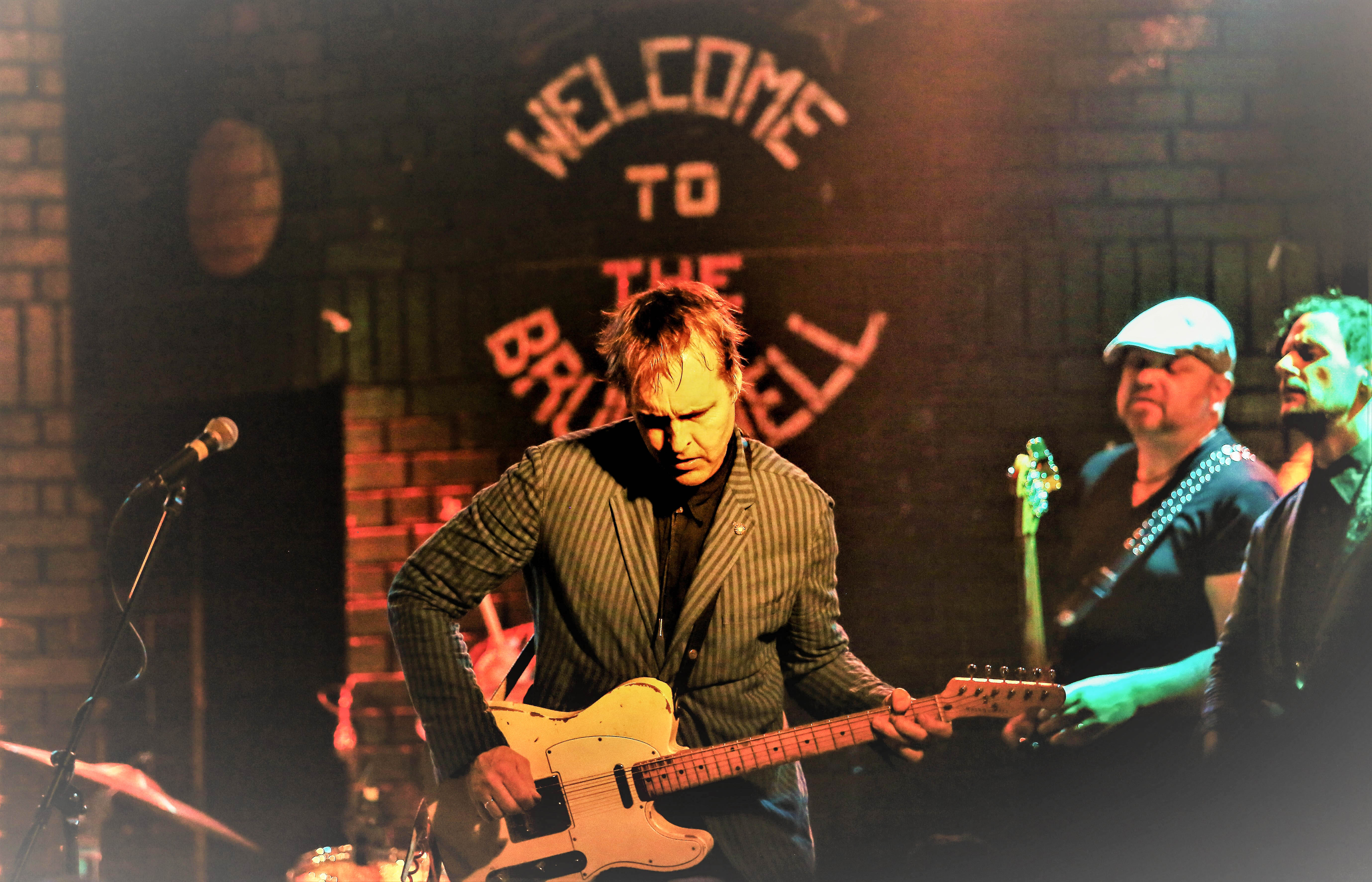 Chuck Prophet and The Mission Express – Brudenell Social Club, Leeds, 16/02/2017