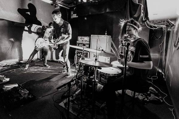 Track Of The Day #985: Brutus – Drive