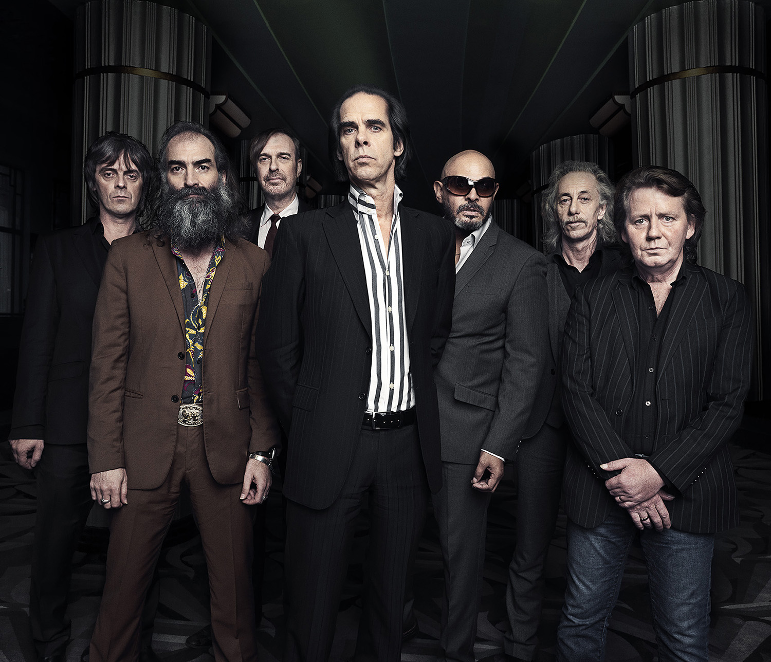 NEWS: Nick Cave & The Bad Seeds announce UK arena tour