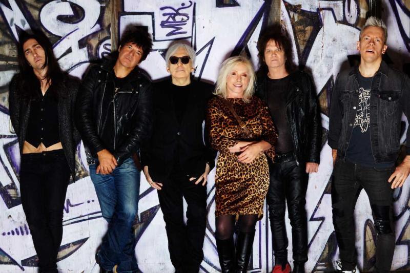 NEWS: Blondie announce new studio album and live dates