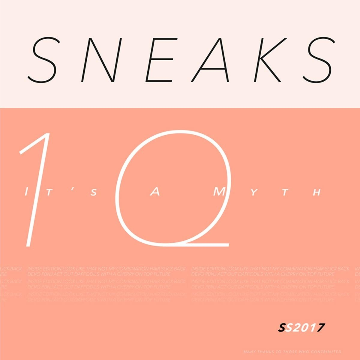 Sneaks – It's A Myth (Merge Records)