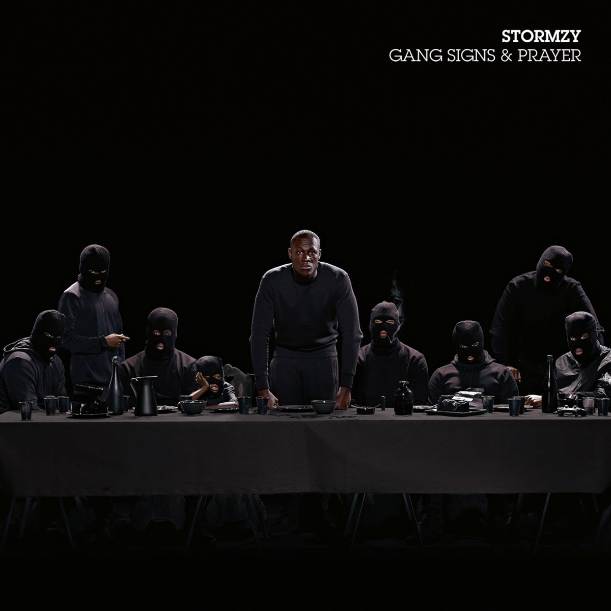 Stormzy – Gang Signs & Prayer (#Merky Records)