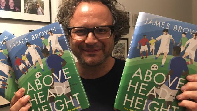 BOOK REVIEW: Above Head Height – James Brown