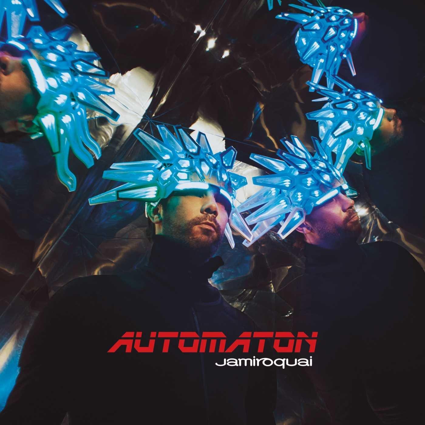 Jamiroquai- Automaton (Virgin EMI)
