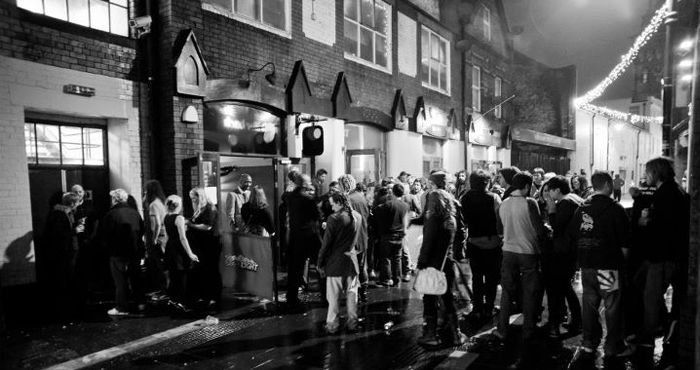 Creative Republic of Cardiff launched raising funds to 'Reboot' The Full Moon Club