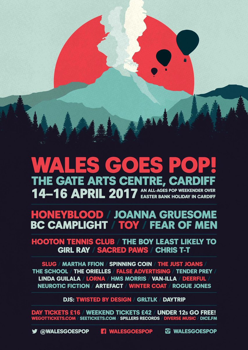 PREVIEW: Wales Goes Pop! 2017