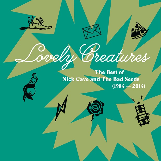 Nick Cave and The Bad Seeds – Lovely Creatures: The Best Of Nick Cave And The Bad Seeds (Mute)