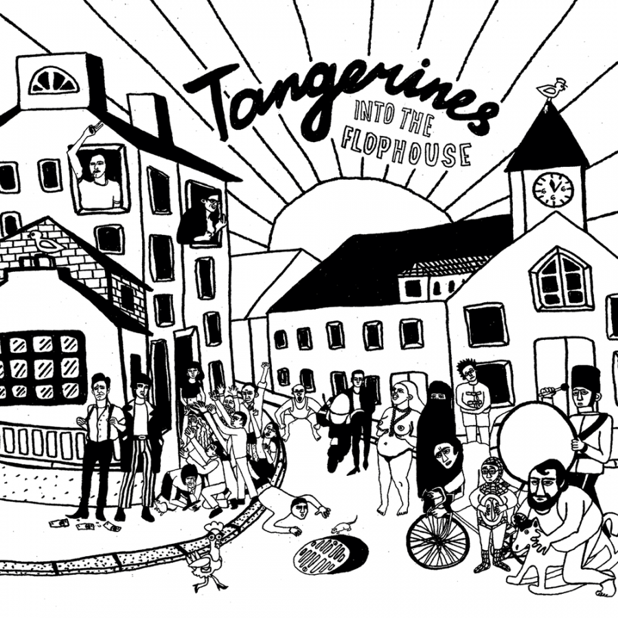 Tangerines – Into The Flophouse (RIP Records)