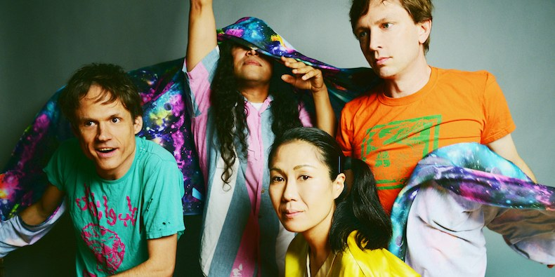 Track Of The Day #1042: Deerhoof feat. Jenn Wasner – I Will Survive Spite
