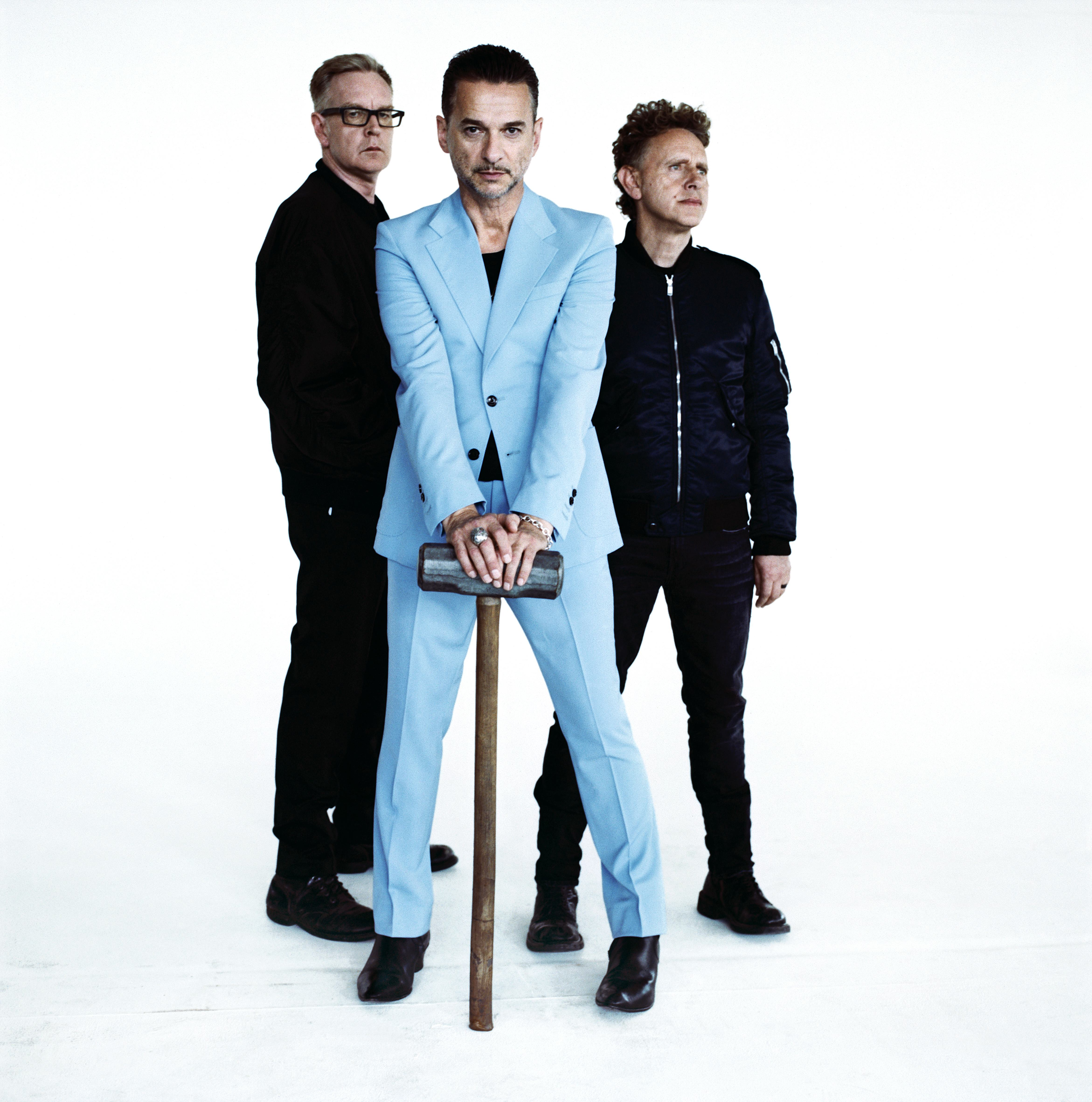 NEWS: Depeche Mode announce UK & Ireland Global Spirit tour