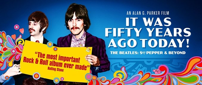 FILM: It Was Fifty Years Ago Today