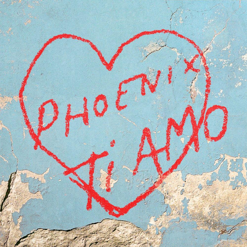 Phoenix – Ti Amo (GlassNote)