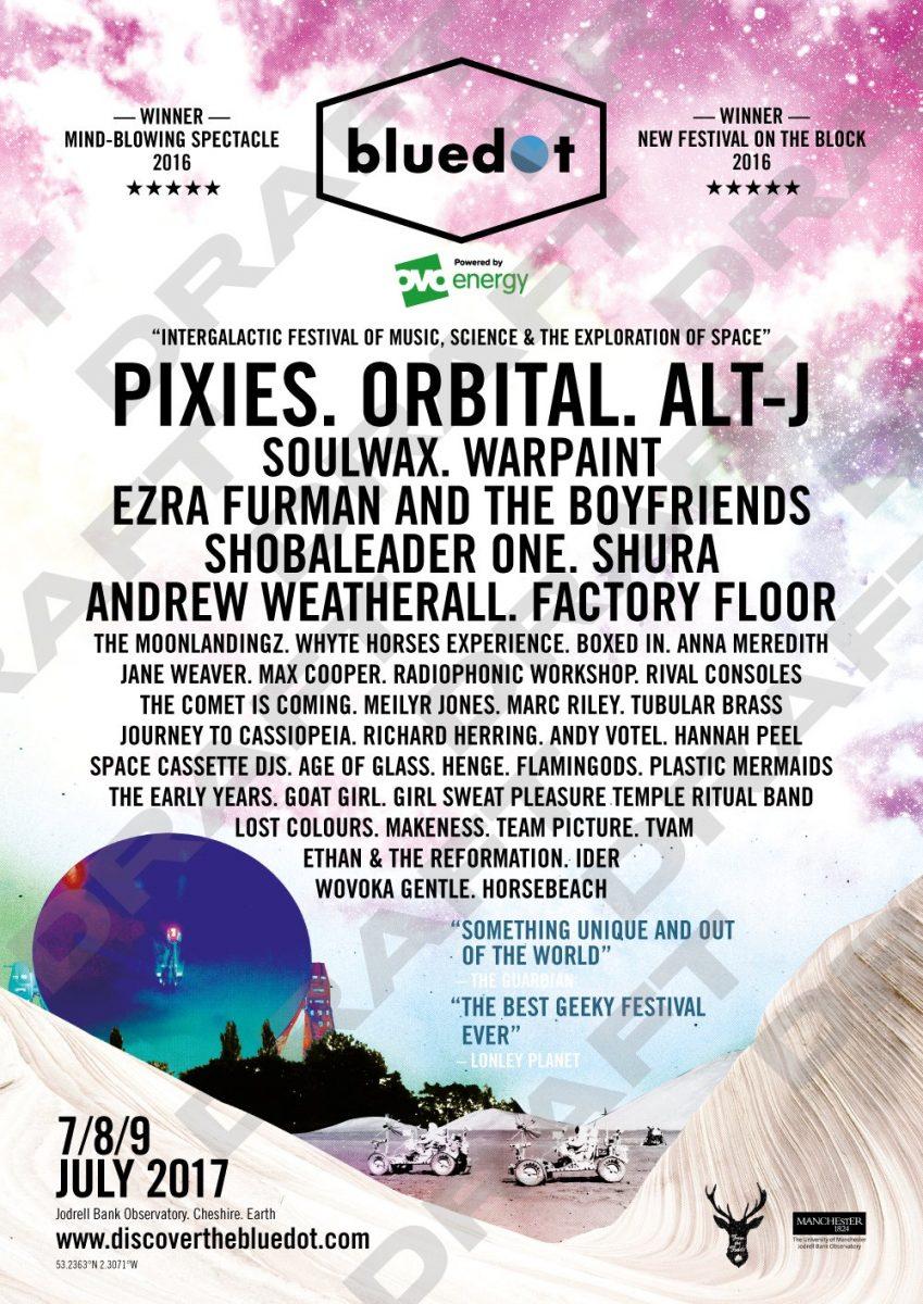 PREVIEW: Bluedot Festival