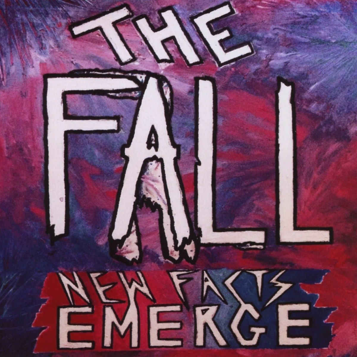 The Fall – New Facts Emerge (Cherry Red)