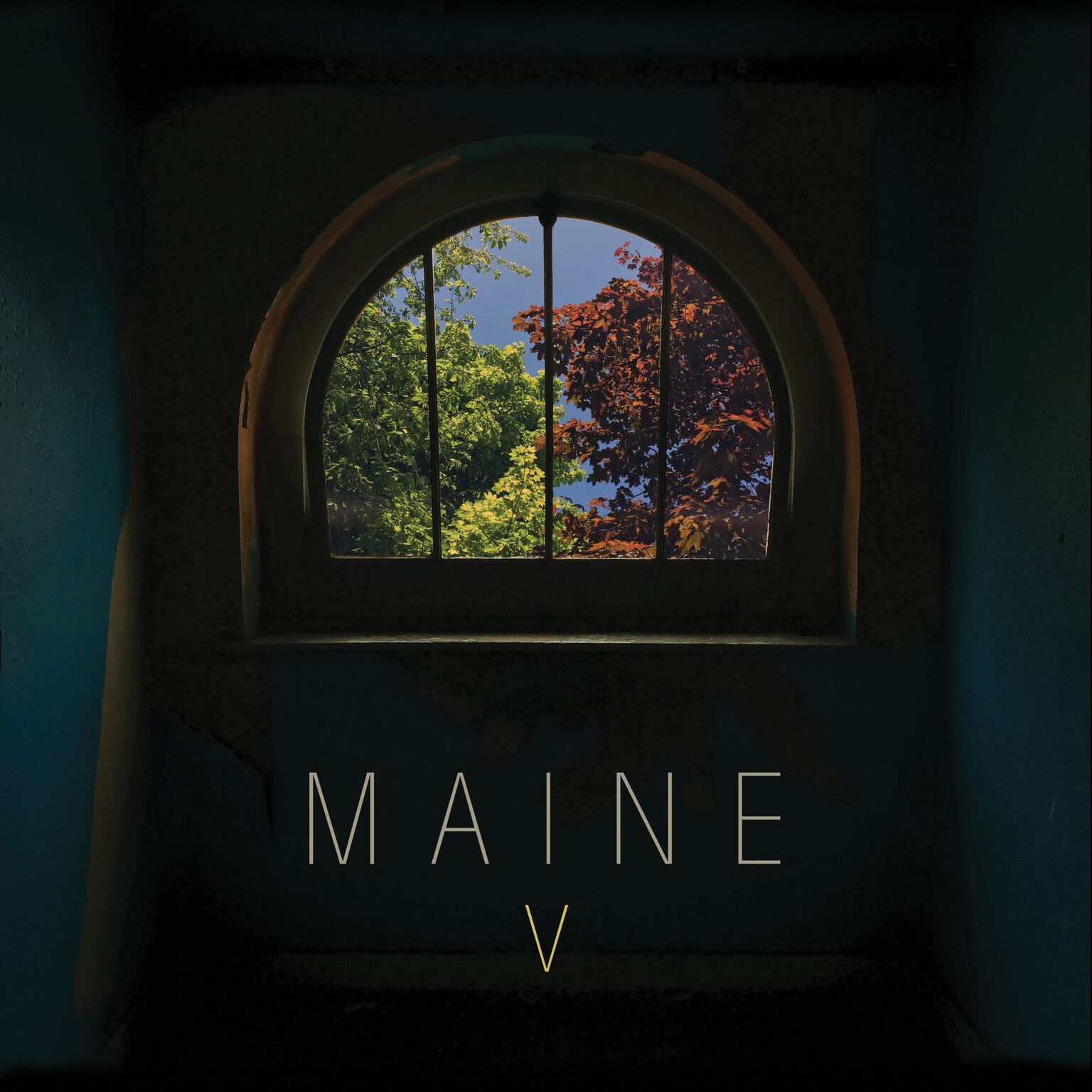 NEWS: French artist MAINE announces his new album 'V'