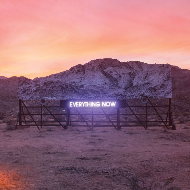 Arcade Fire- Everything Now (Columbia)