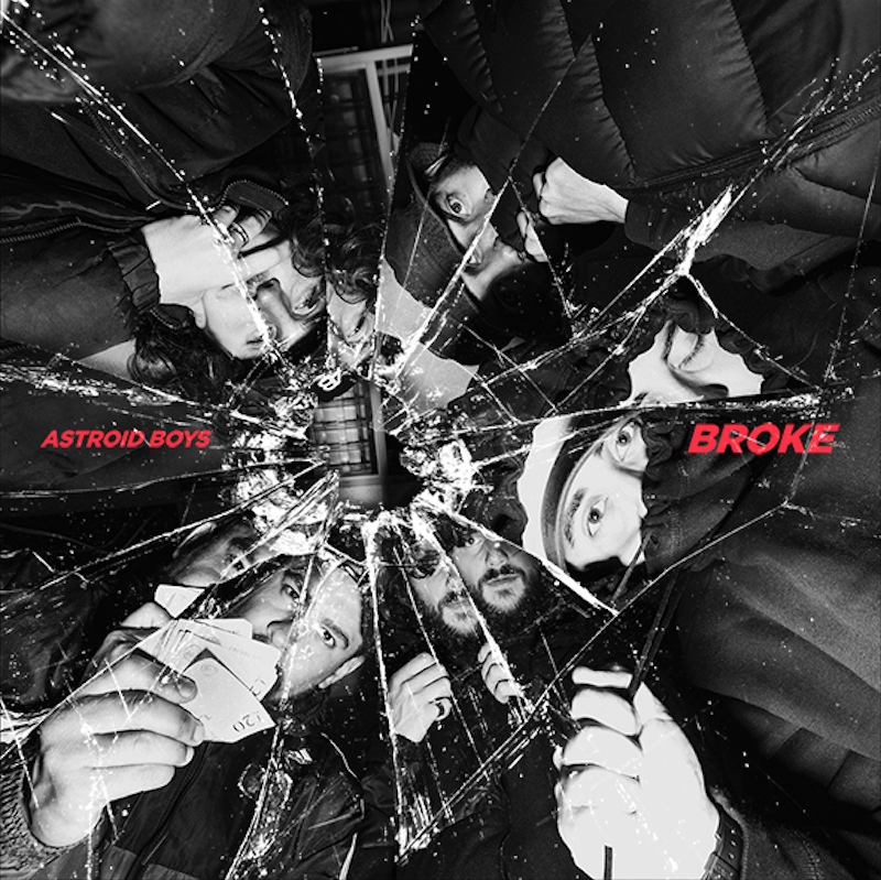 NEWS: Astroid Boys reveal debut album and share new single