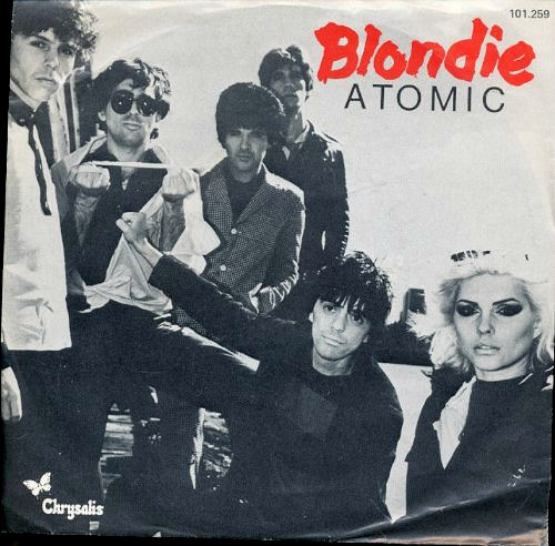 Inarguable Pop Classics #21: Blondie – Atomic