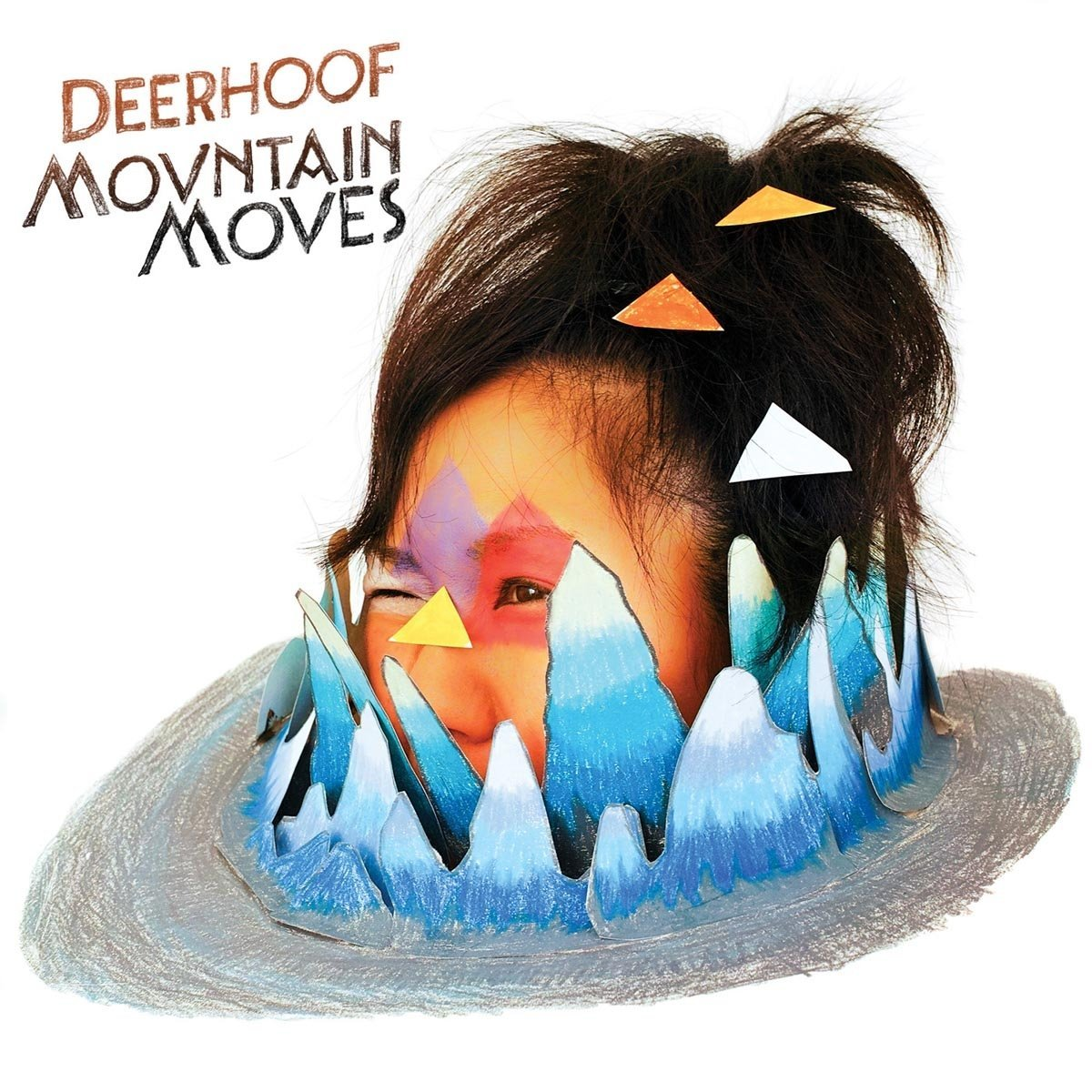 Deerhoof – Mountain Moves (Joyful Noise Recordings)