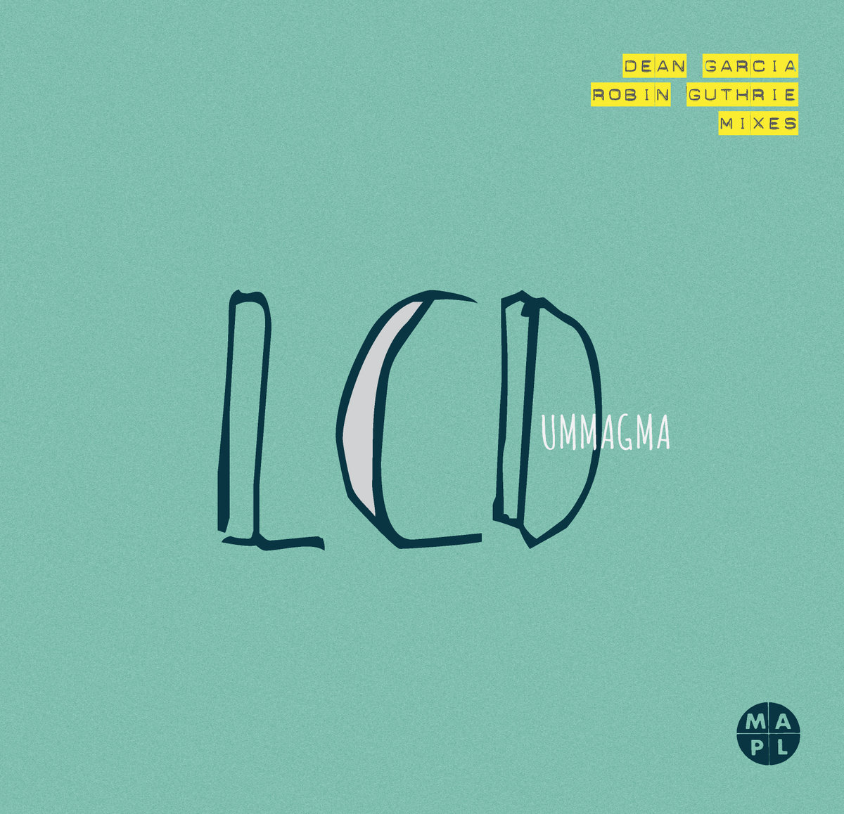 Ummagma – LCD EP (Label Obscura/Somewherecold Records)