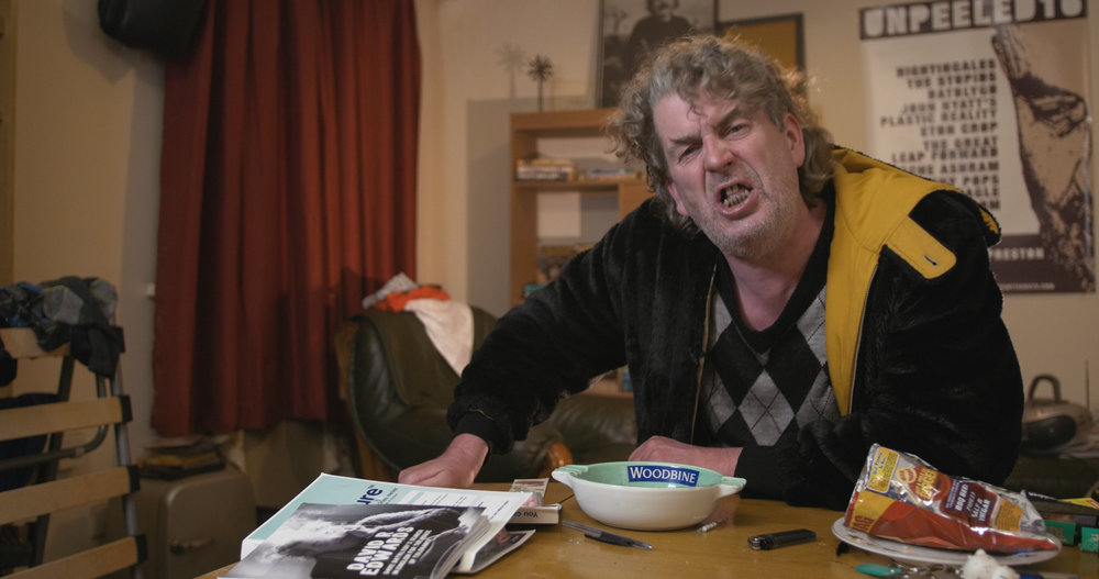"""NEWS: New Documentary """"Dave Datblygu: Death To Welsh Culture, It's Meat and Tradition"""" released"""