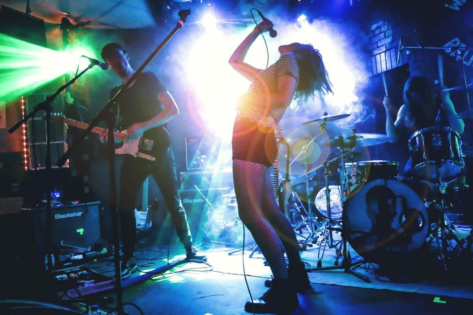 Estrons – The Cookie, Leicester, 02/10/2017