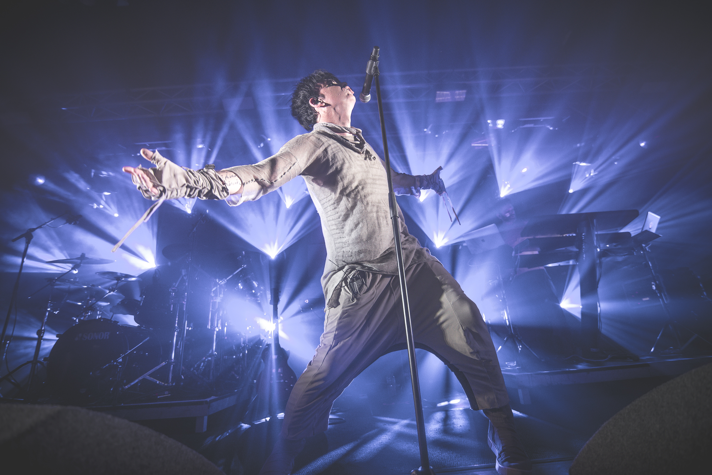 IN CAMERA: Gary Numan – Tramshed, Cardiff, 30/09/2017