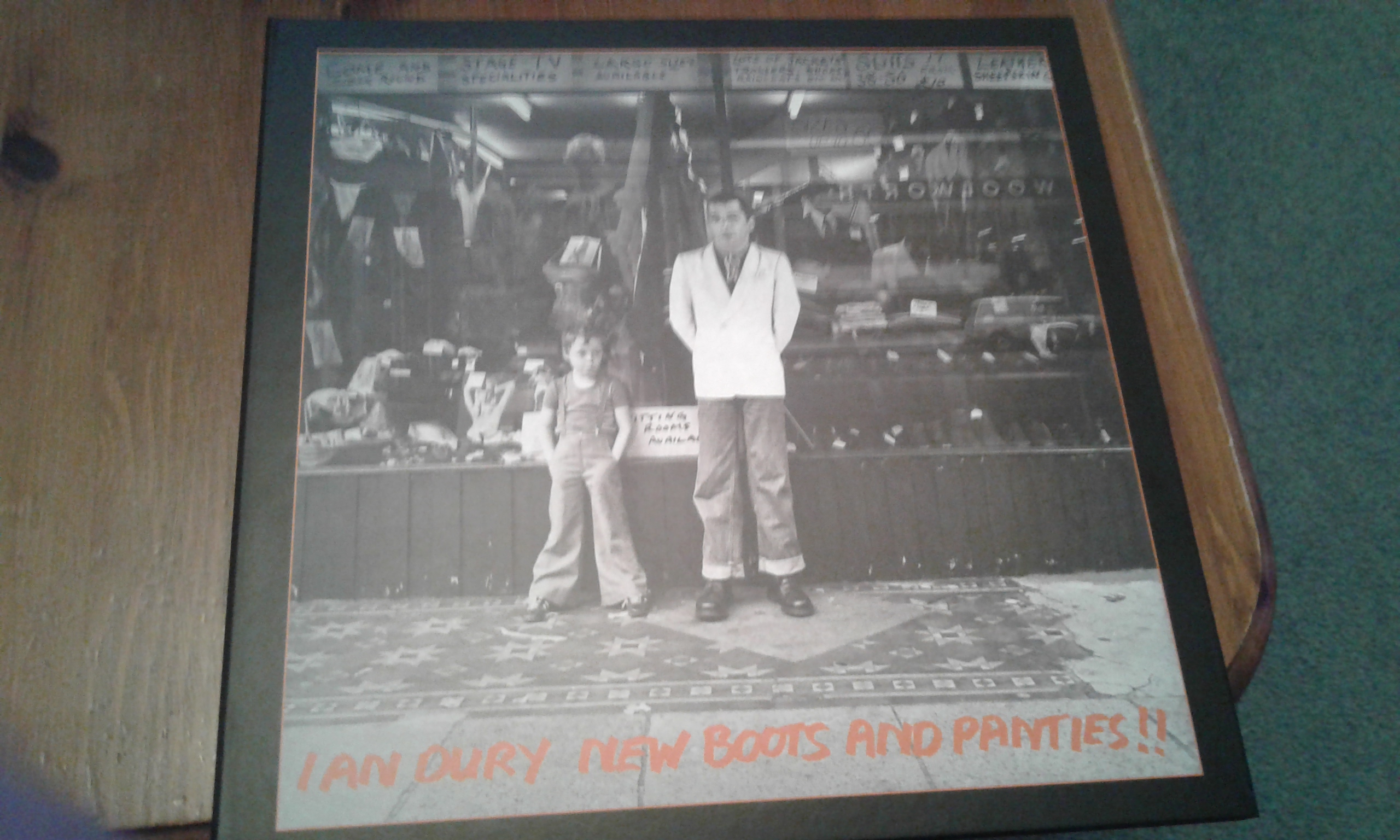 Ian Dury – New Boots And Panties!! (40th Anniversary Boxset) (Edsel Records/Demon Music Group)
