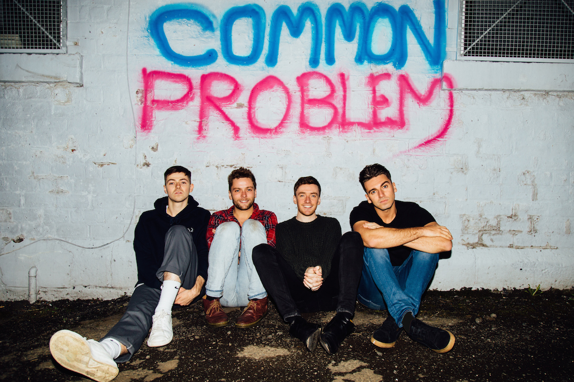 The LaFontaines – Common Problem (Wolf At Your Door Records)