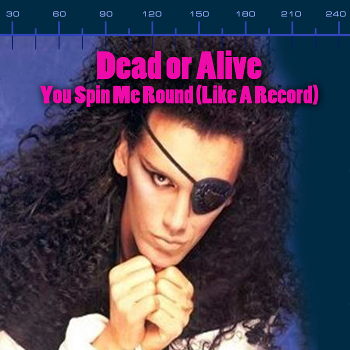 Inarguable Pop Classics #23: Dead or Alive – You Spin Me Round (Like a Record)
