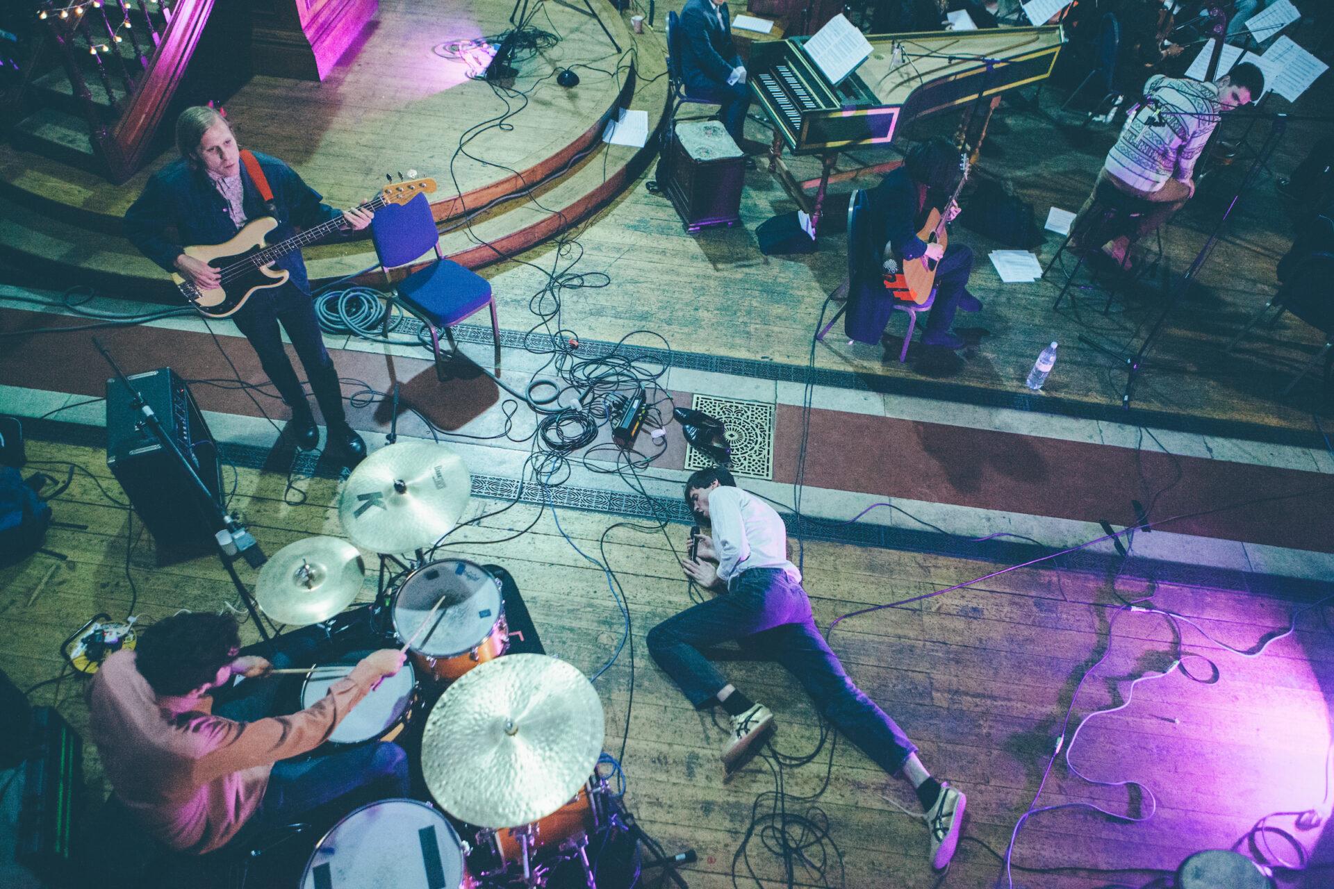 NEWS: Meilyr Jones announces live album 'Mimesis'