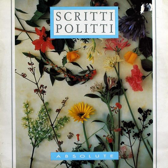 Inarguable Pop Classics #22: Scritti Politti – Absolute