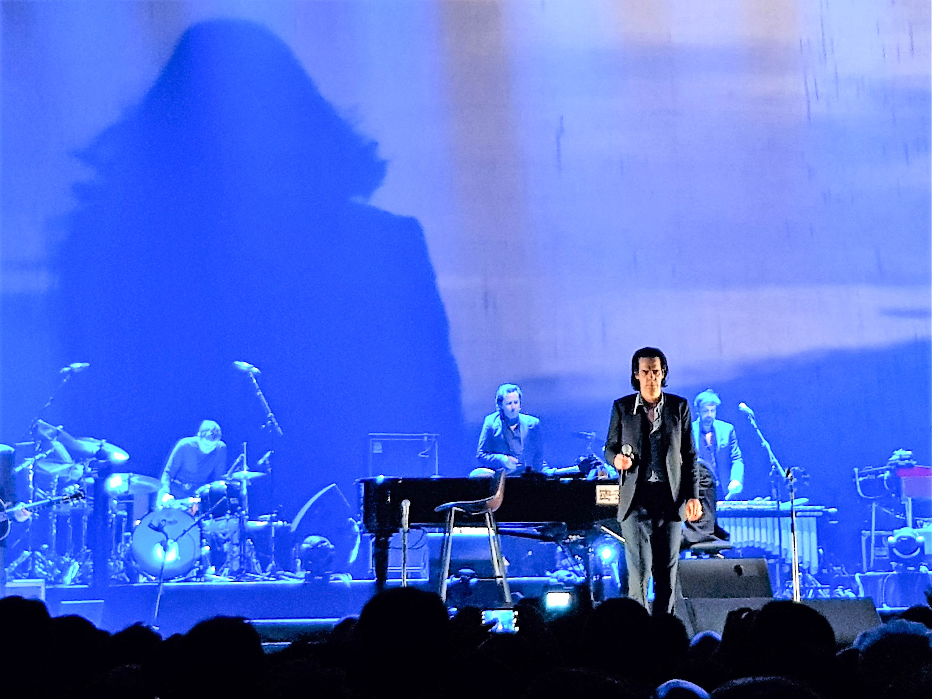 Nick Cave and the Bad Seeds – PalaLottomatica, Rome, 08/11/2017