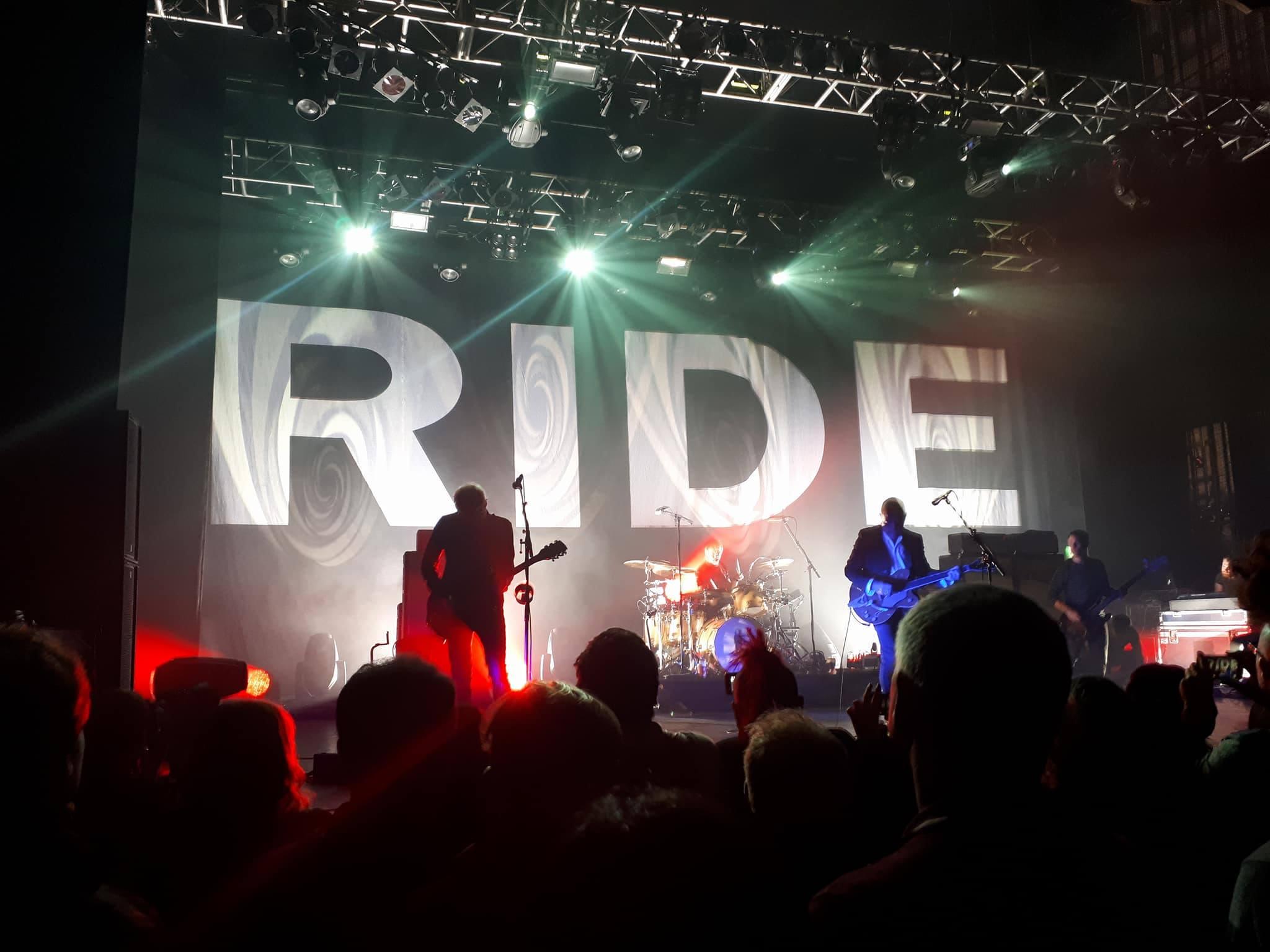Ride – O2 Forum, London 07/11/2017