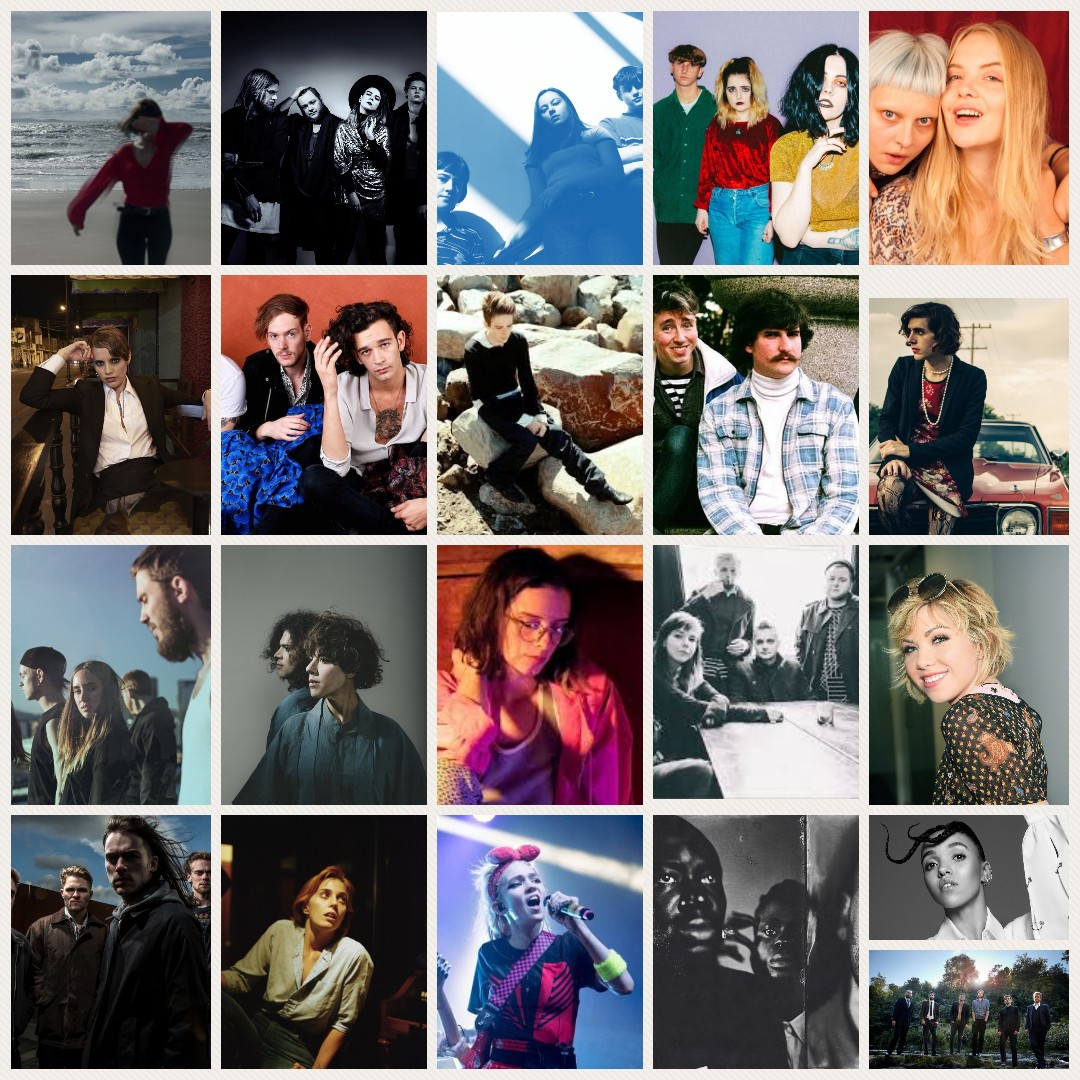 21 Albums we are looking forward to in 2018