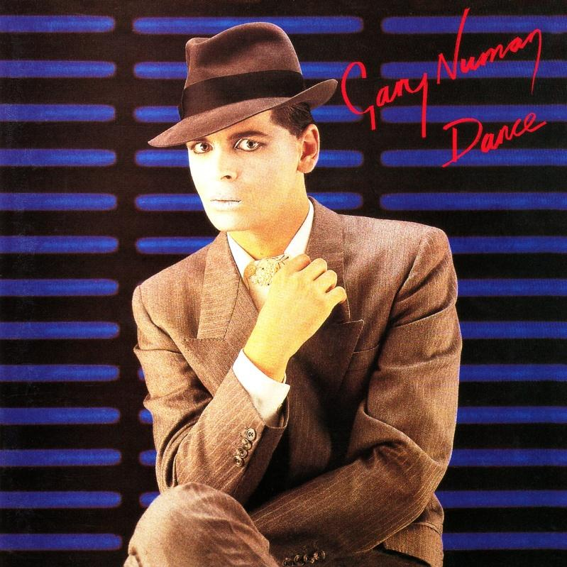 Gary Numan – Dance (Double LP re-issue) (Beggars Arkive)