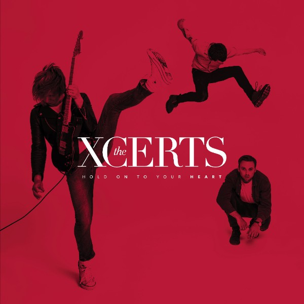 The Xcerts – Hold On To Your Heart (Raygun Records)