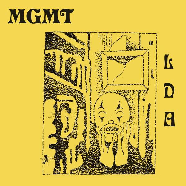 MGMT- Little Dark Age (Columbia)