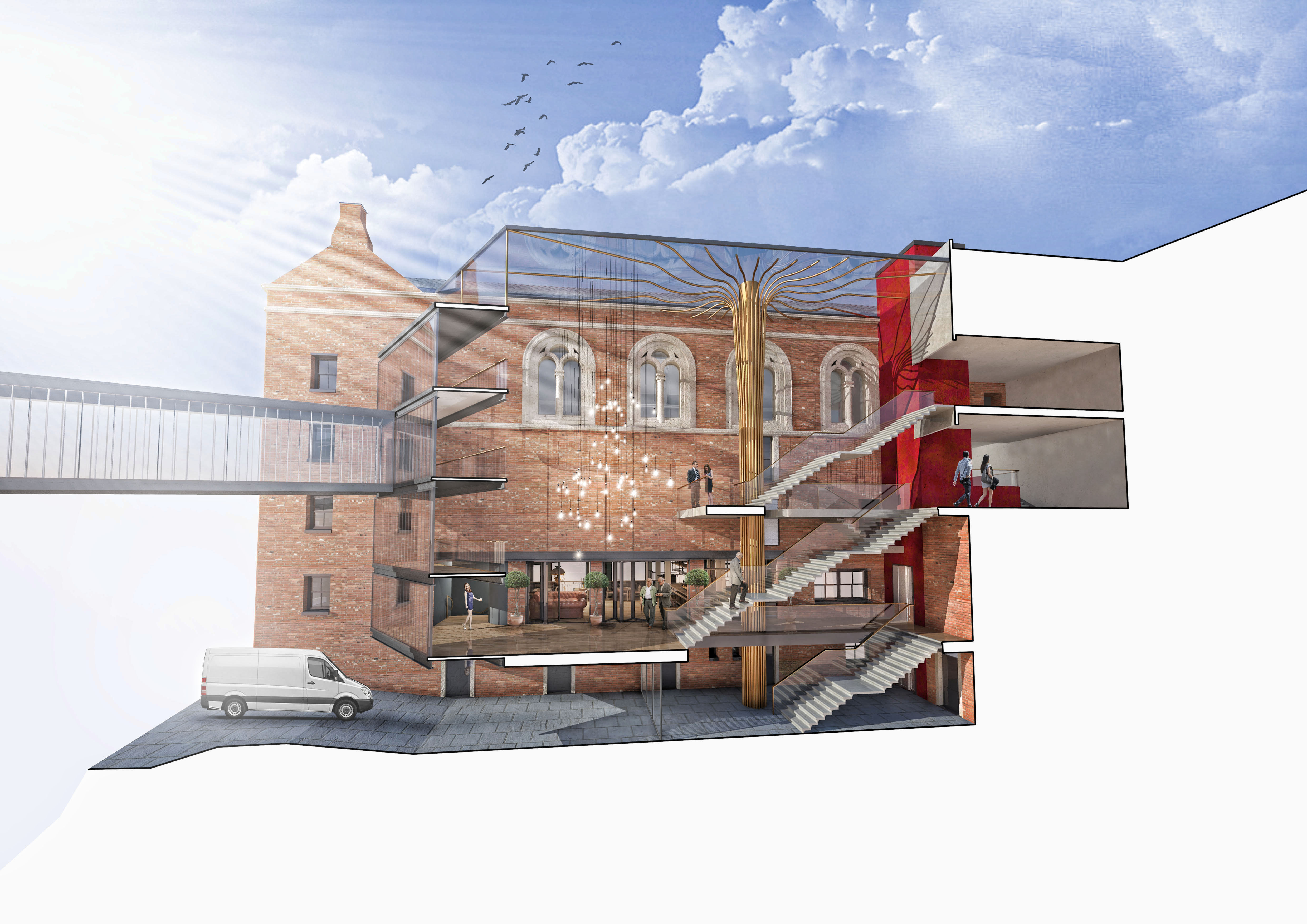 NEWS: ambitious redevelopment project proposed by Opera North